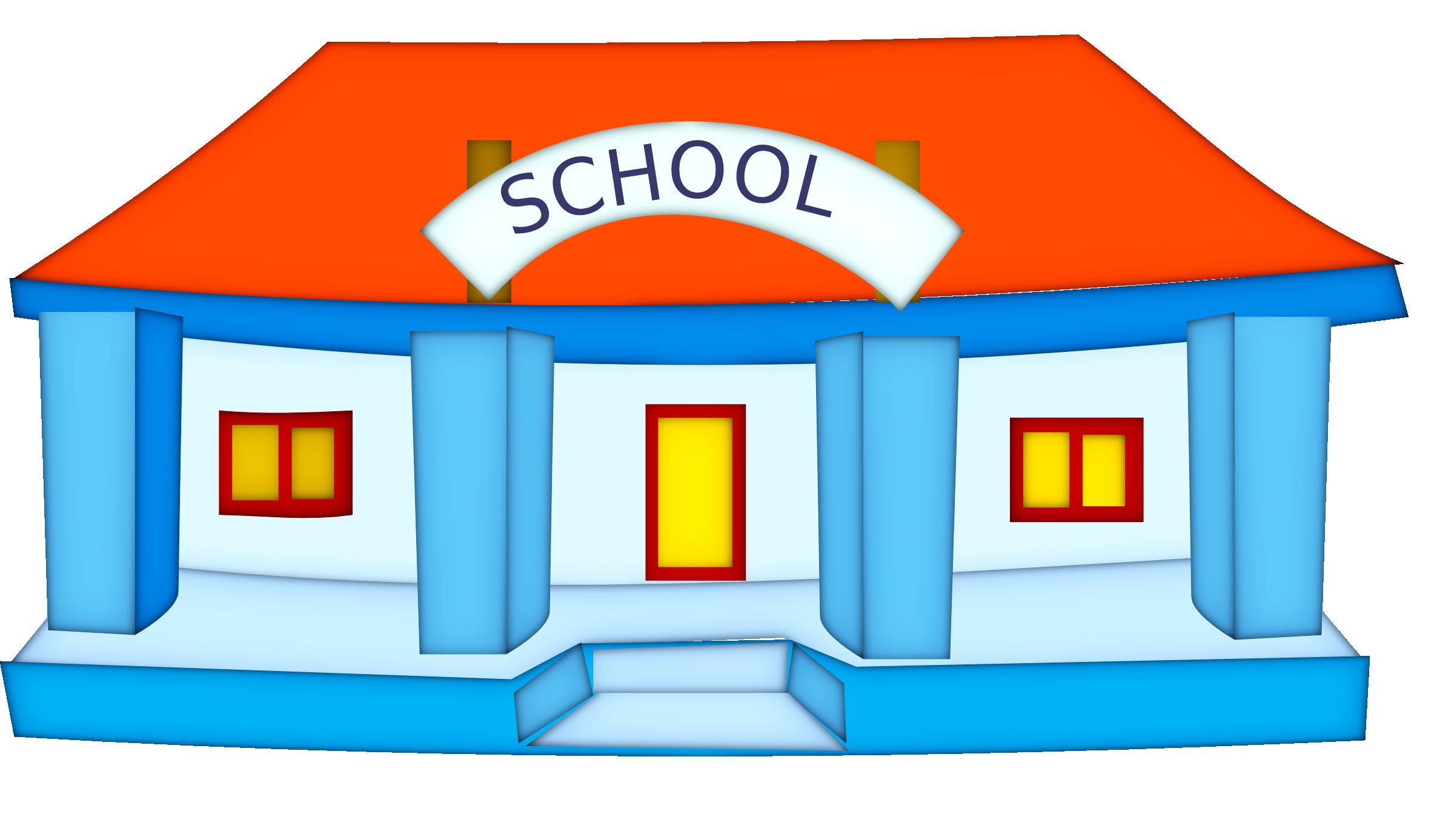 Public School Clipart #1 .