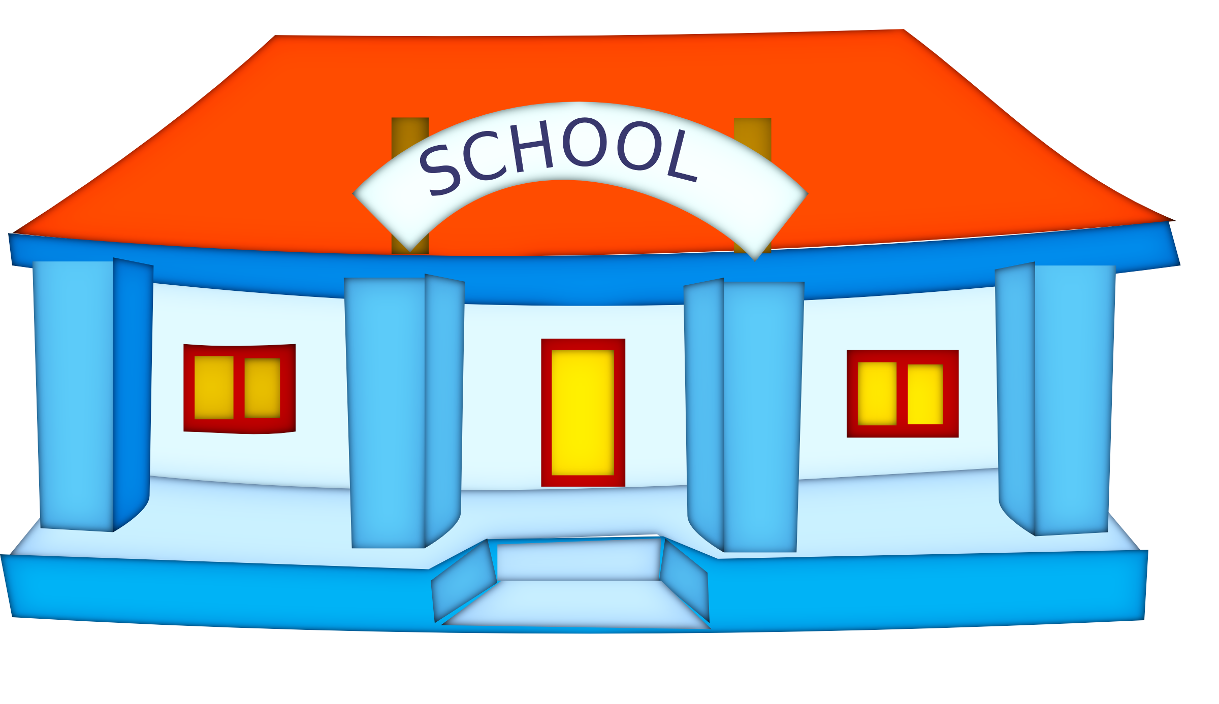 Public School Clipart #1