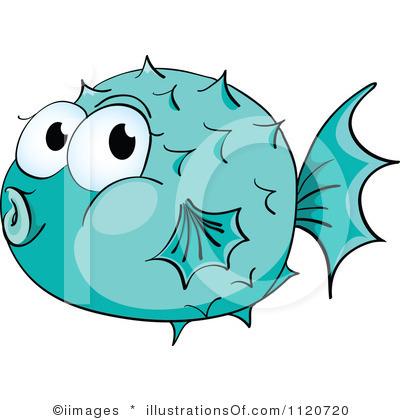 Puffer Fish Clip Art-Puffer Fish Clip Art-5