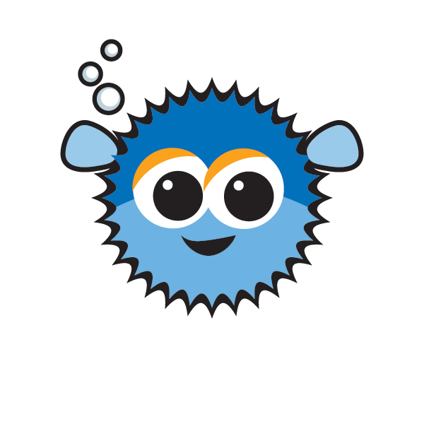 Puffer fish png clipart · «