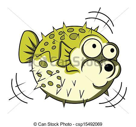 ... puffer fish