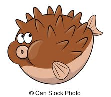 Puffer fish Stock Illustrationsby ...