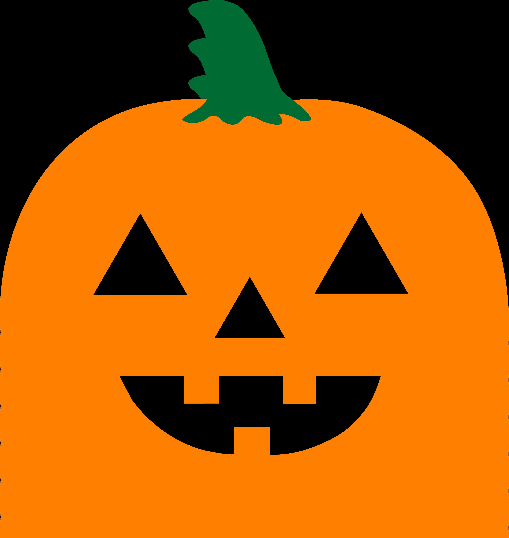 Pumpkin Border Clipart-pumpkin border clipart-18