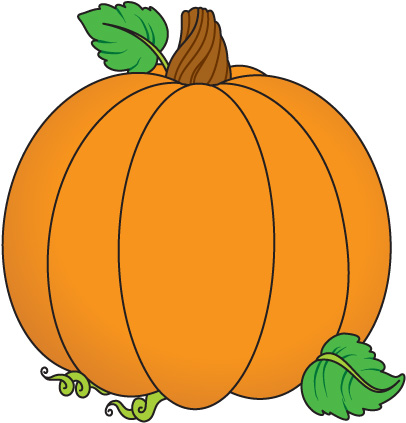 pumpkin fall clip art
