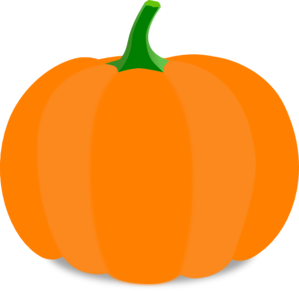 Pumpkin Clip Art At Clker Com - Free Clipart Pumpkins
