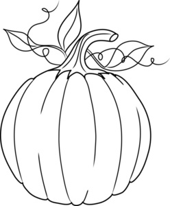 Pumpkin Clipart-pumpkin clipart-14