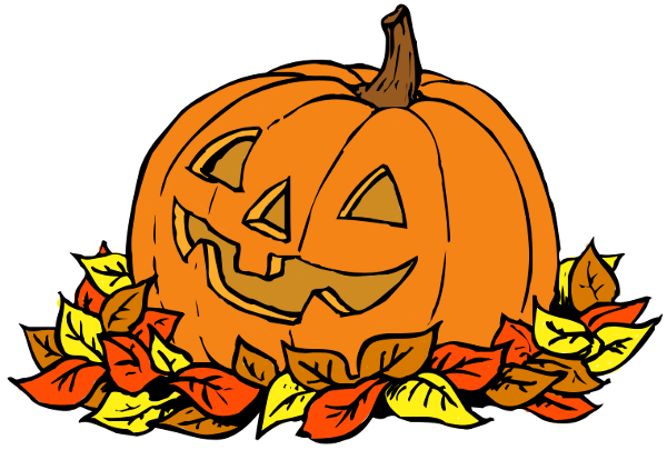 Pumpkin Leaf Clip Art | Clipart library - Free Clipart Images