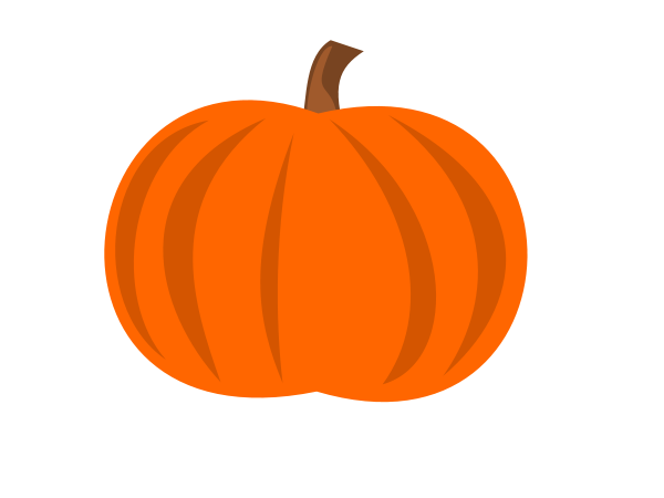 Pumpkin Outline Clip Art | Clipart library - Free Clipart Images