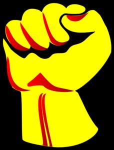 Fist Clip Art - Punch Clipart
