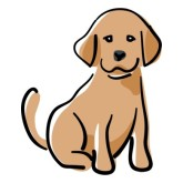 Puppy Clipart-puppy clipart-12