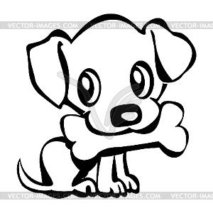 puppy clipart-puppy clipart-3