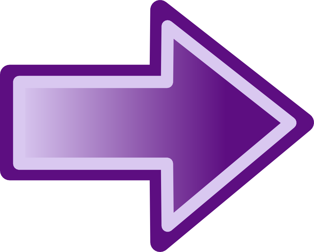 purple cross clipart