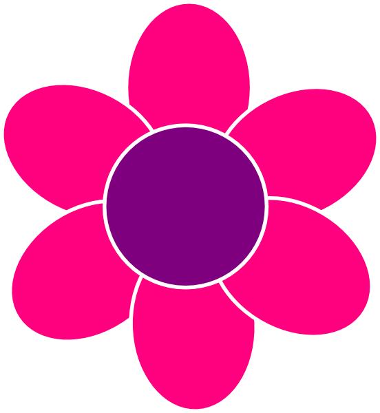 Purple And Pink Flowers Clipart - Clipar-Purple and pink flowers clipart - ClipartFest-12