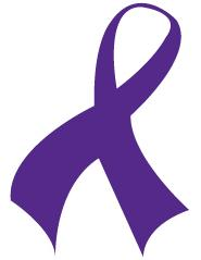 ... Purple Cancer Ribbons - ClipArt Best ...