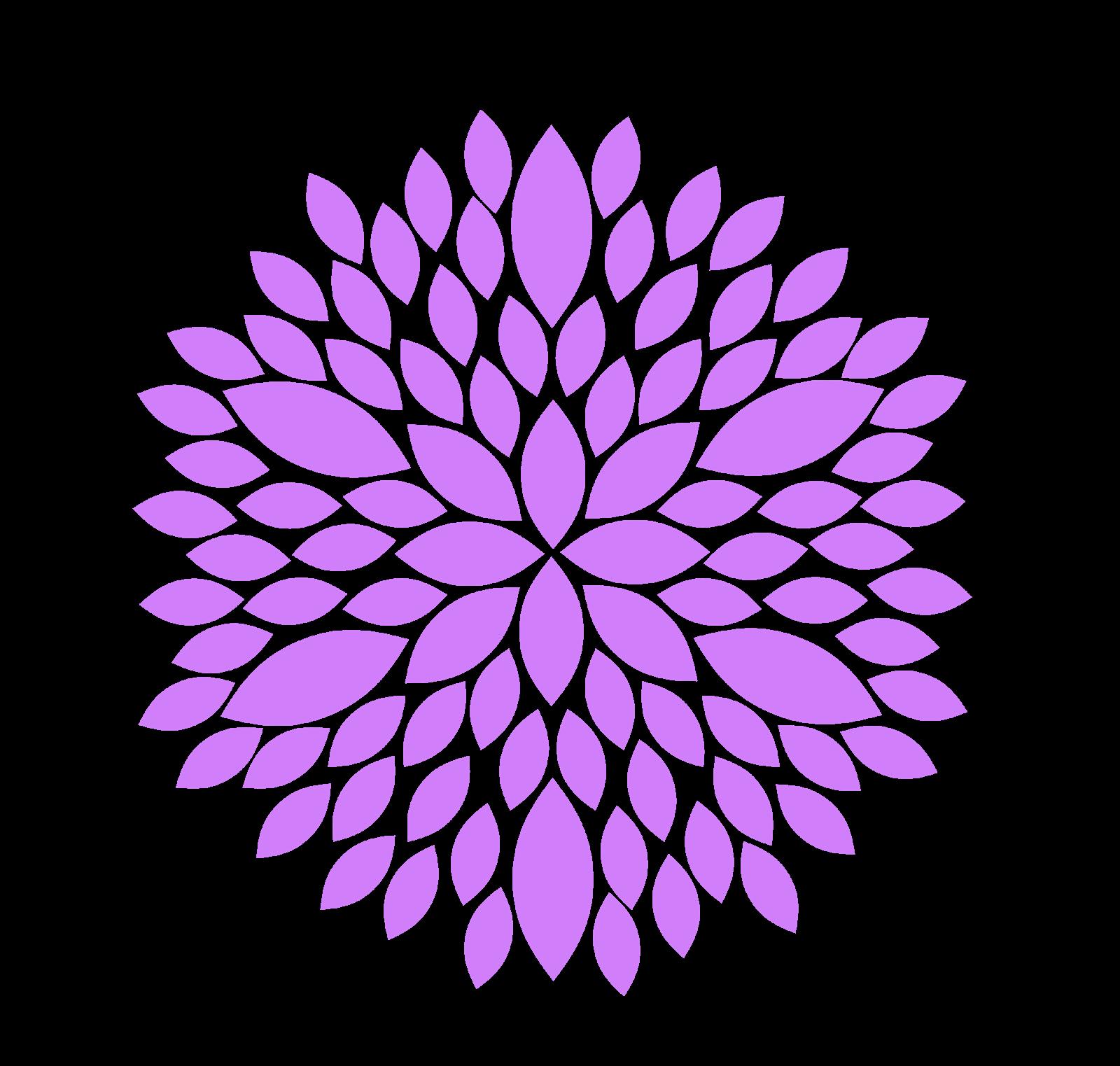 Purple Flower Clip Art Image-Purple Flower Clip Art Image-10