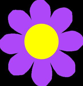 Purple Flower Clip Art-Purple Flower Clip Art-11