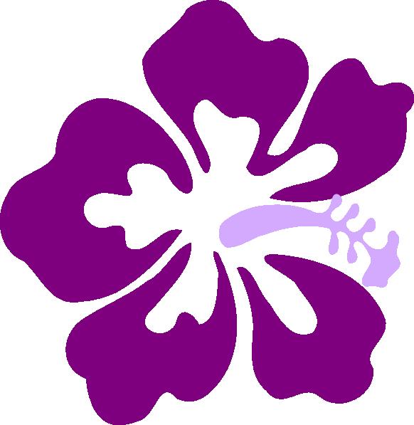 Purple Flower Clipart   Cool Eyecatching tatoos