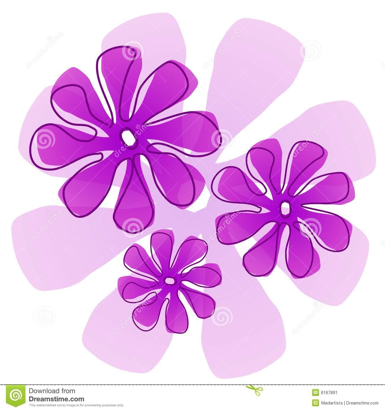 Purple Flowers Clip Art-Purple Flowers Clip Art-15
