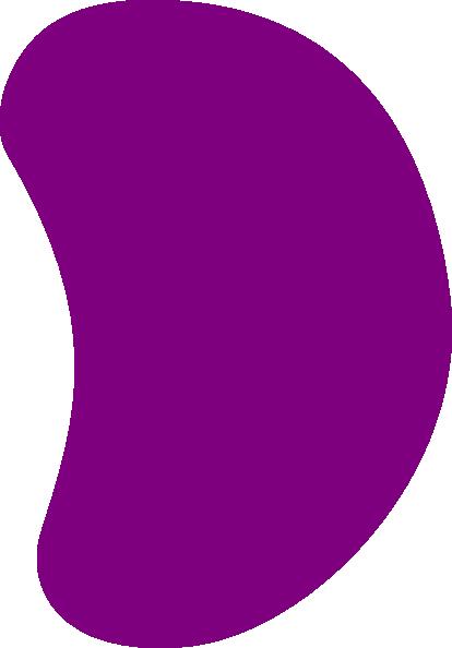 Purple Jelly Bean Clip Art At Clker Com -Purple Jelly Bean Clip Art At Clker Com Vector Clip Art Online-10