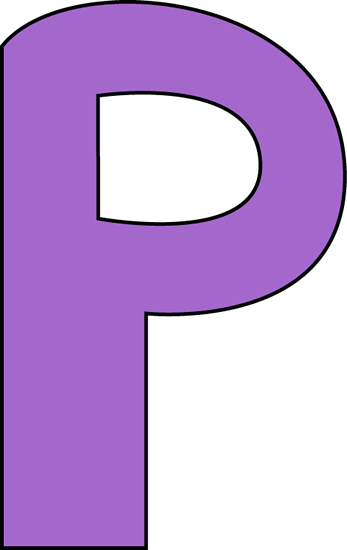 Purple Letter P Clip Art Image Large Pur-Purple Letter P Clip Art Image Large Purple Capital Letter P-1