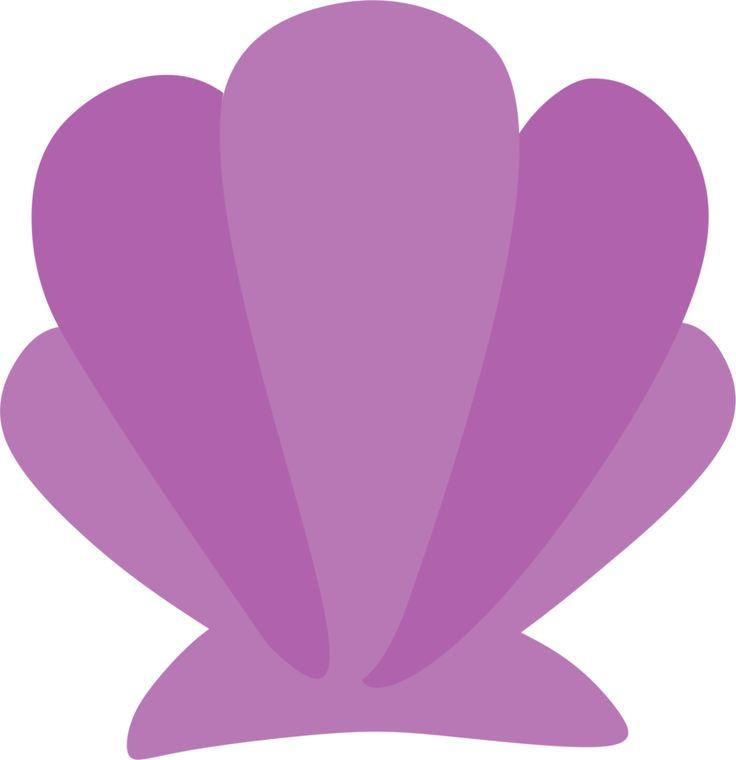 Purple Seashell Clipart-Purple Seashell Clipart-4