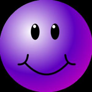 Purple Smiley Face Clip Art-Purple Smiley Face Clip Art-11