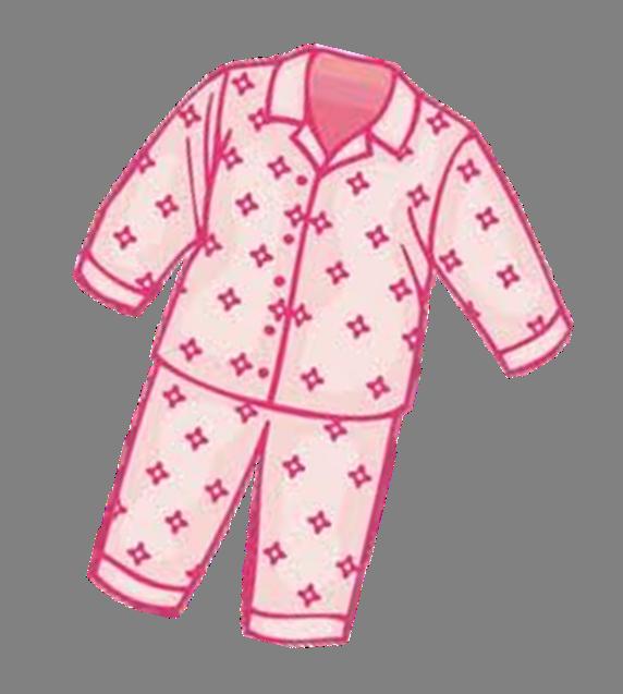 Putting On Pajamas Clip Art-Putting On Pajamas Clip Art-18