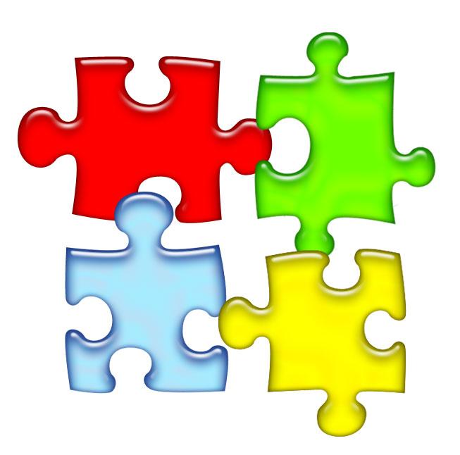 Puzzle Clip Art-Puzzle Clip Art-16