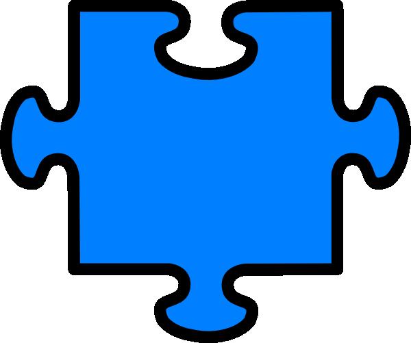 Puzzle Outline Clip Art At Clker Com Vec-Puzzle Outline Clip Art At Clker Com Vector Clip Art Online Royalty-7
