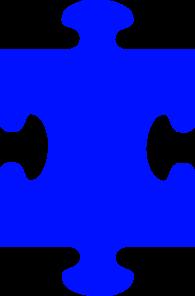 Puzzle Piece Blue Clip Art Pattern Download Vector Clip Art Online