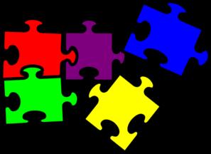 67 Puzzles Clip Art