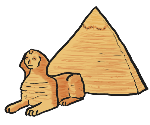 pyramid clipart - Pyramid Clip Art