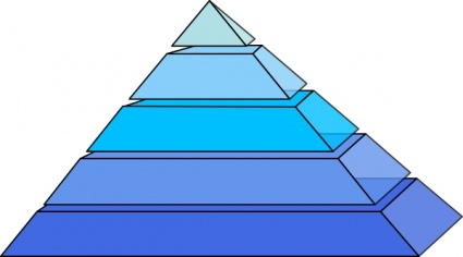 Pyramid clip art - Pyramid Clip Art