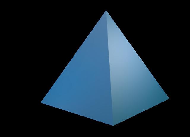 Pyramid Clipart-Clipartlook.com-640