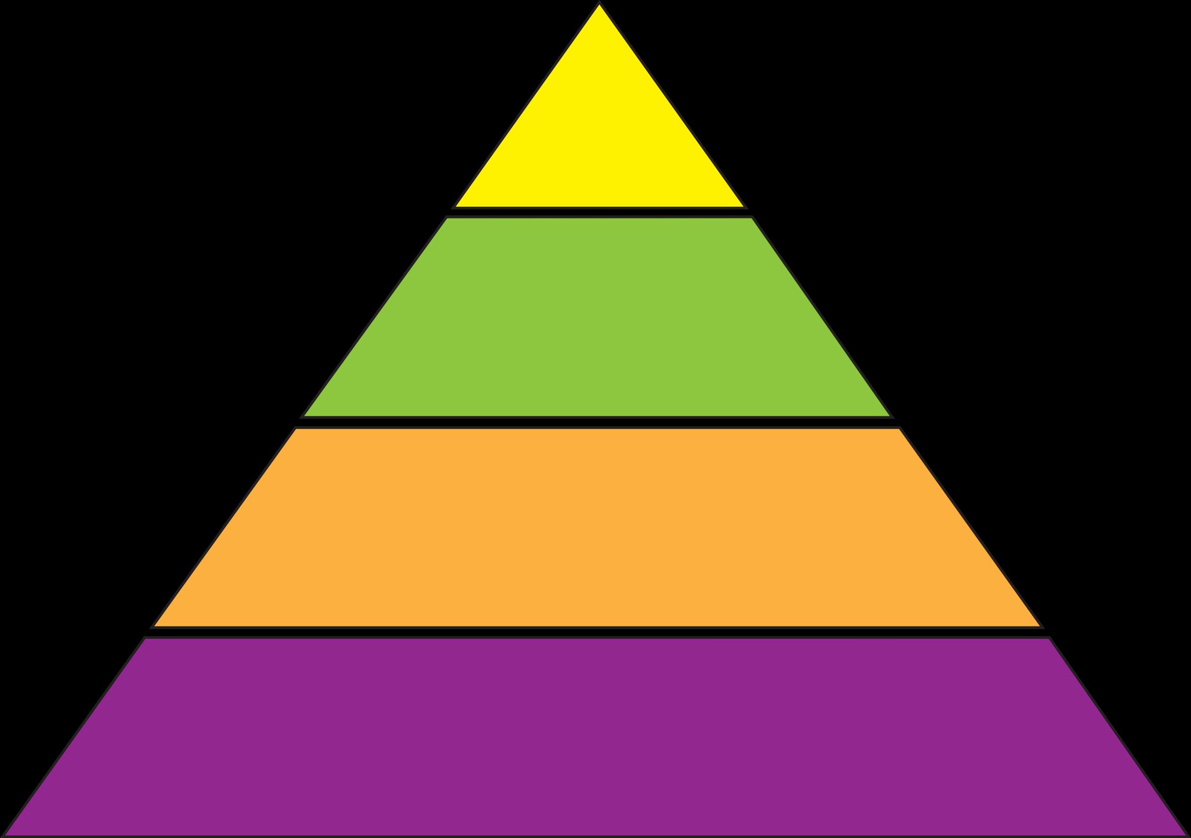 Pyramid Clipart #1