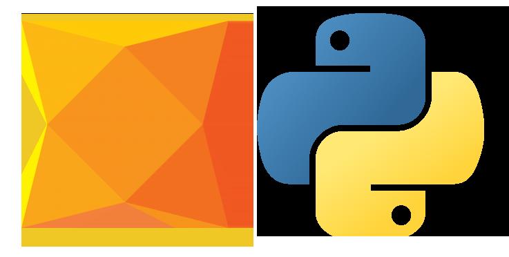 About haxepython (Haxe and Python). Haxe logo