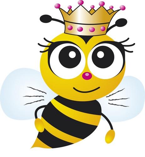 Queen Bee Clip Art