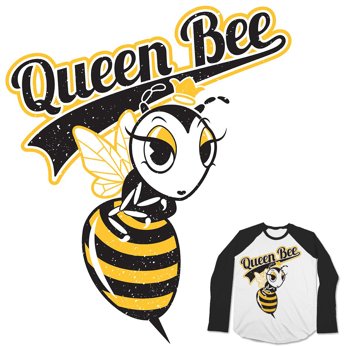 Queen Bee Clipart