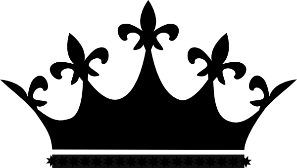 Queen Crown Clip Art - Vector .-Queen Crown clip art - vector .-15