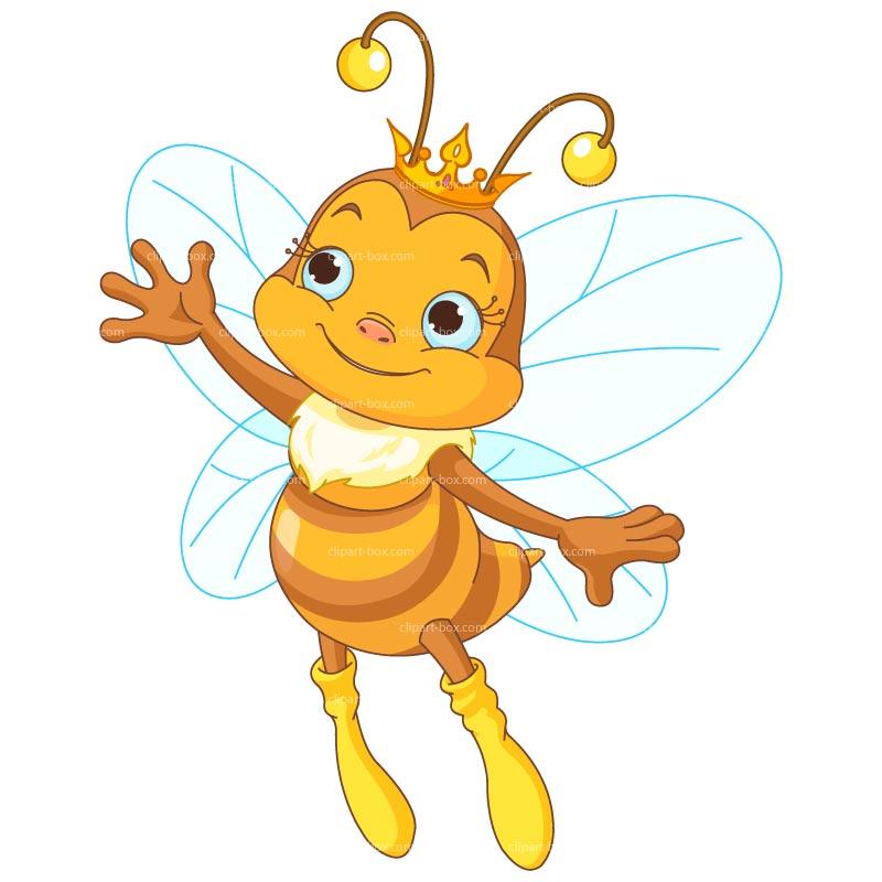 Queen Honey Bee Clipart #1-Queen Honey Bee Clipart #1-17