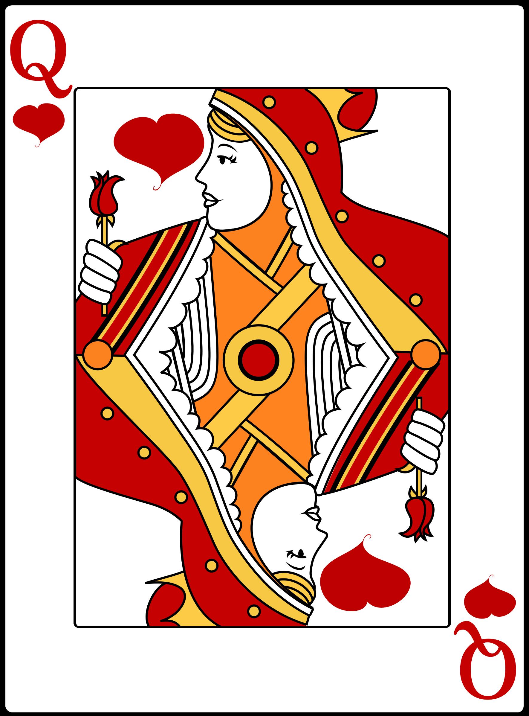 Queen Of Hearts-Queen Of Hearts-1