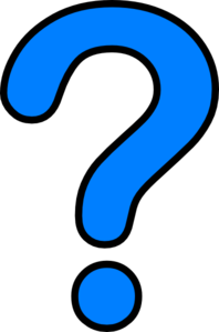 Question Mark Clip Art At Clker Com Vector Clip Art Online Royalty