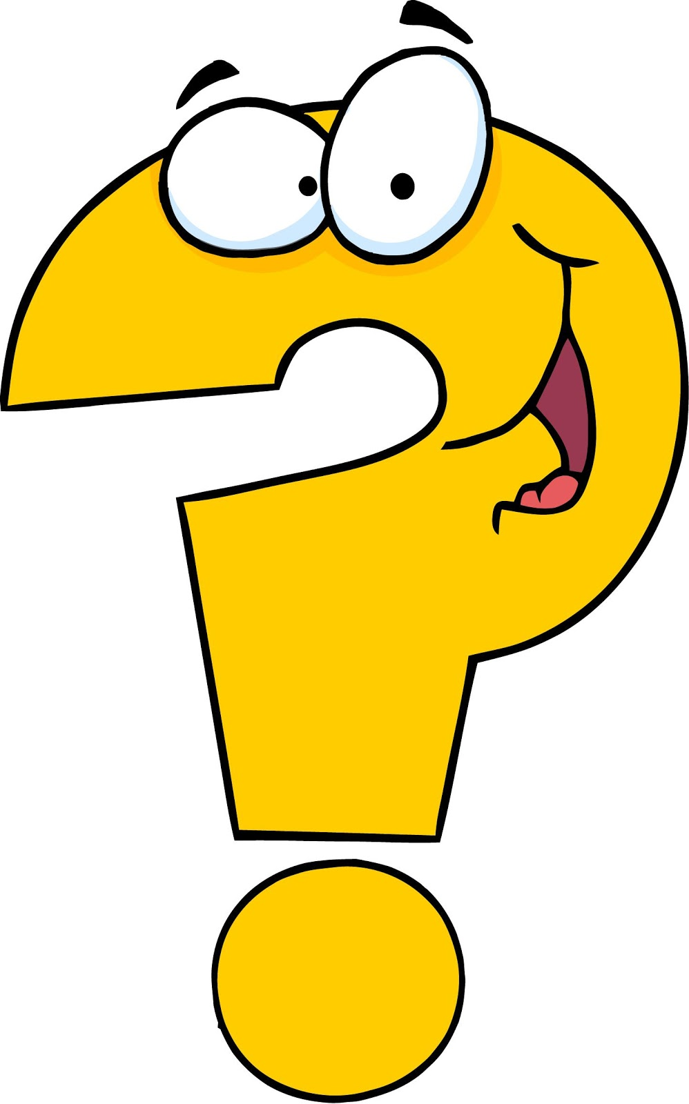question - Question Mark Clipart