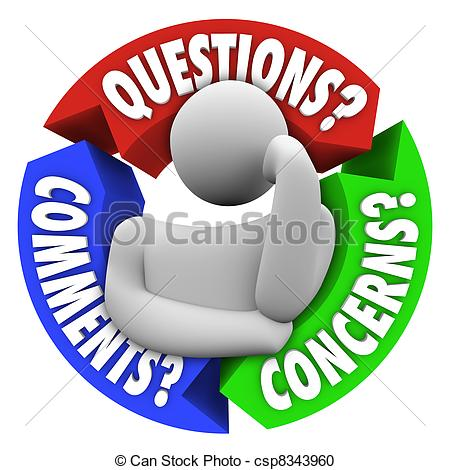 Questions Comments Concerns Customer Sup-Questions Comments Concerns Customer Support Diagram - A..-14