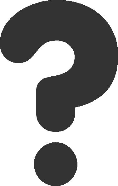 Questions Mark Clip Art