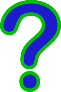 Questions Question Mark Clip .-Questions question mark clip .-18