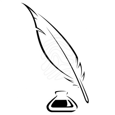 Quill Clipart-Quill Clipart-7