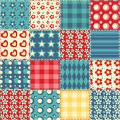 Quilt Seamless Pattern 2-Quilt seamless pattern 2-17