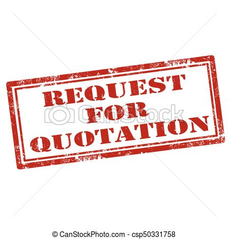 Request For Quotation - csp50331758