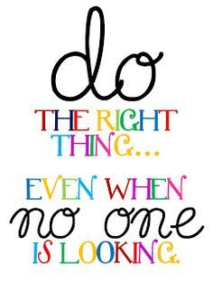 Positive Quotes Clipart #1